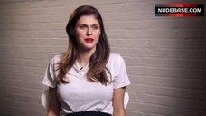 3. Sexuality Alexandra Daddario – How To Date Alexandra Daddario - Gq Photoshoot
