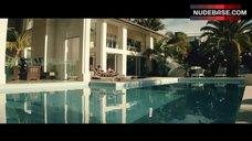 1. Alexandra Daddario Bikini Scene – San Andreas