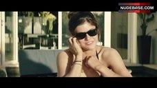 10. Alexandra Daddario Bikini Scene – San Andreas
