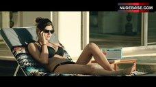 6. Alexandra Daddario Bikini Scene – San Andreas