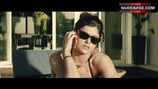 8. Alexandra Daddario Bikini Scene – San Andreas