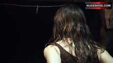 6. Nadia Fares Ass Scene – Storm Warning