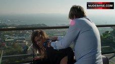 Nadia Fares Sex on Roof – Marseille