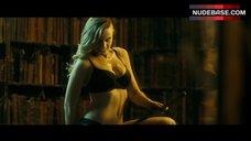 Carolina Bang Sexy in Black Lingerie – Witching & Bitching