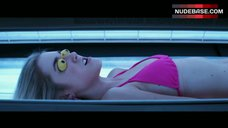 Spencer Locke Bikini Scene in Solarium – Detention