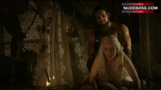 3. Emilia Clarke Rough Sex – Game Of Thrones