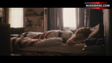8. Emilia Clarke Kissing in Bed – Spike Island