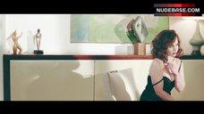 6. Emilia Clarke Lingerie Scene – Emilia Clarke Esquire Photo Shoot