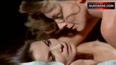 Florinda Bolkan Bare Boobs in Lesbian Scene – A Lizard In A Woman'S Skin