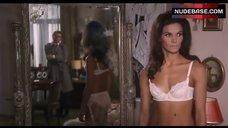 Florinda Bolkan Lingerie Scene – Un Detective