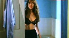 3. Rosanna Arquette in Black Sexy Lingerie – Black Rainbow