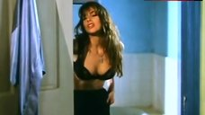 Rosanna Arquette in Black Sexy Lingerie – Black Rainbow