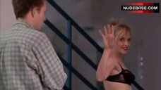 Rosanna Arquette in Black Lace Bra – Trading Favors