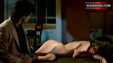 Rosanna Arquette Topless in Thong – After Hours