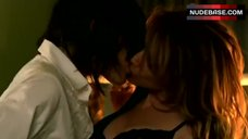 Rosanna Arquette Lesbian Kissing – The L Word