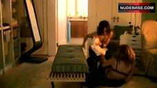 5. Rosanna Arquette Lesbi Scene – The L Word