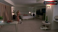 4. Allison Munn Lingerie Scene – One Tree Hill