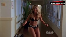 5. Allison Munn Lingerie Scene – One Tree Hill