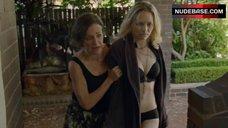 Adrienne Pickering Lingerie Scene – Rake
