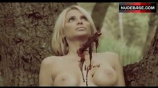 10. Jacqui Holland Hot Sex in Tent – Monsters In The Woods