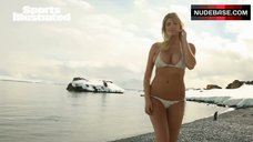 Kate Upton in Sexy White Bikini – Sports Illustrated: Swimsuit 2013
