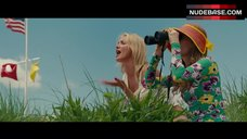 3. Kate Upton in White Bikini on Beach – The Other Woman