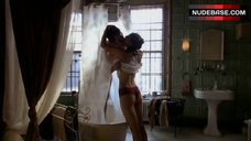 Kelly Overton Underwear Scene – Madso'S War