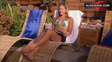 Kelly Overton in Bikini near Pool – In My Sleep