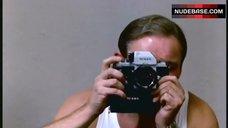 4. Christina Lindberg Topless – Thriller: A Cruel Picture
