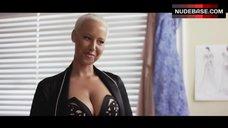 Amber Rose Tits in Bra – Sister Code