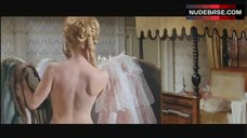5. Michele Mercier Intim Scene – Angelique And The King