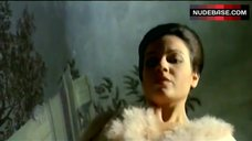 4. Ewa Auin Nude after Bathtub – Death Smiles On A Murderer