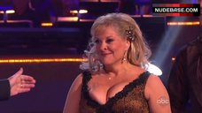 Nancy Grace Areola Slip – Dancing With The Stars