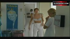 Alexandra Kamp Lingerie Scene – Morgen Gehort Der Himmel Dir