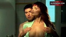 3. Alexandra Kamp Bare Tits in Front of Mirror – Ich Liebe Eine Hure