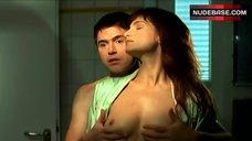 Alexandra Kamp Bare Tits in Front of Mirror – Ich Liebe Eine Hure