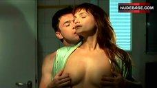 5. Alexandra Kamp Bare Tits in Front of Mirror – Ich Liebe Eine Hure