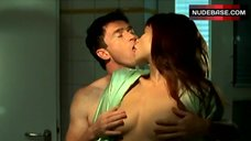 6. Alexandra Kamp Bare Tits in Front of Mirror – Ich Liebe Eine Hure