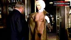 2. Nina Hoss Full Frontal Nude – A Girl Called Rosemarie