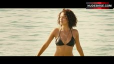 Nathalie Emmanuel Hot in Bikini – Furious 7