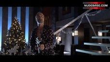 10. Jordan Hinson Sexy in See-Through Nightgown – A Very Harold & Kumar 3D Christmas