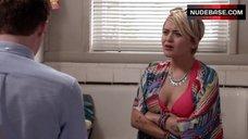 10. Jordan Hinson Bikini Scene – Kevin From Work