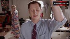 2. Jordan Hinson Bikini Scene – Kevin From Work