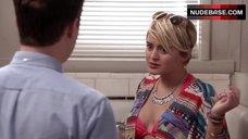 6. Jordan Hinson Bikini Scene – Kevin From Work