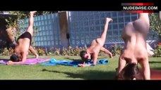 10. Alicia Arden Nude Yoga – American Nudist