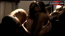 2. Camila Alves Shows Ass in Orgy Scene – The Confidant