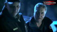 10. Marnette Patterson in Lingerie Outdoor – Csi: Crime Scene Investigation