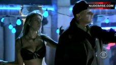 5. Marnette Patterson in Lingerie Outdoor – Csi: Crime Scene Investigation