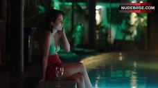 Jessica Tovey Bikini Scene – Wolf Creek