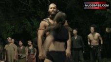 3. Krystal Vee Hot Scene – The Scorpion King 3: Battle For Redemption